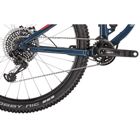 "VOTEC VX Elite Allmountain Fully 29"", blue-red"